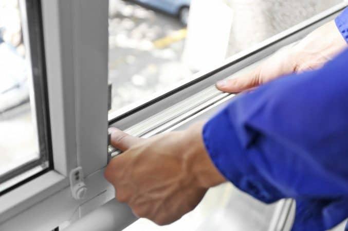 Instalación de ventanas de pvc